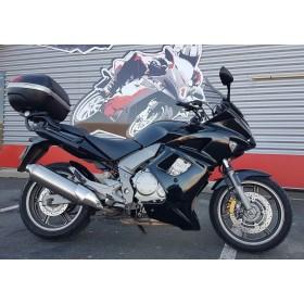 motorcycle rental Honda CBF 1000