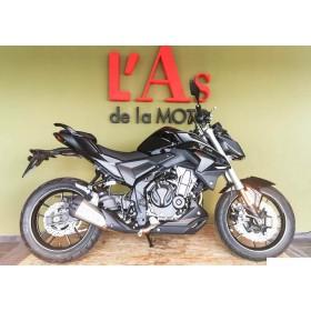 motorcycle rental Voge 500 R