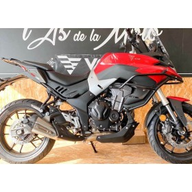 motorcycle rental Voge 500 DS