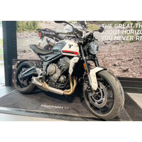 motorcycle rental Triumph 660 Trident A2