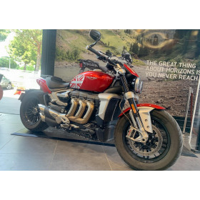 motorcycle rental Triumph Rocket 3 R