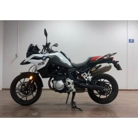 motorcycle rental BMW F750 GS