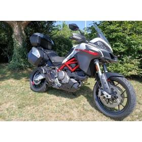 motorcycle rental Ducati Multistrada 950 S Blanche