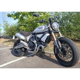 motorcycle rental Ducati 1100 Scrambler