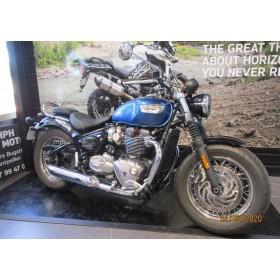 motorcycle rental Triumph 1200 Bonneville Speedmaster