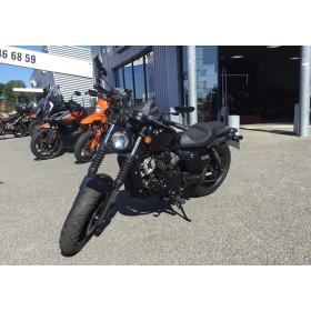 motorcycle rental Hyosung Bobber 125