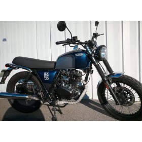 motorcycle rental Brixton BX 125