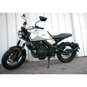motorcycle rental Brixton Crossfire 500