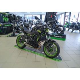 motorcycle rental Kawasaki Z650 A2