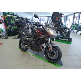motorcycle rental Kawasaki Versys 650 A2