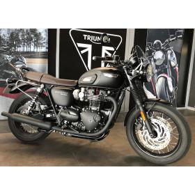motorcycle rental Triumph Bonneville T120 Black