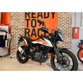 motorcycle rental KTM 390 Adventure A2 2021