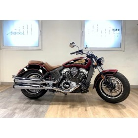 motorcycle rental Indian Scout A2