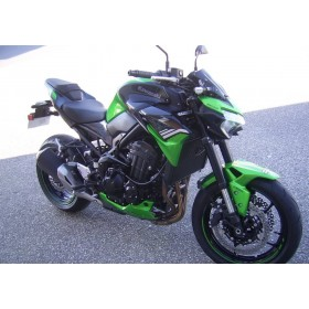 motorcycle rental Kawasaki Z 900 A2