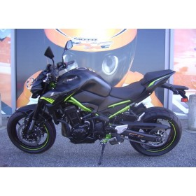 motorcycle rental Kawasaki Z900 FULL