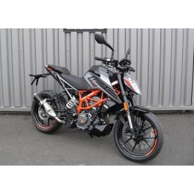 motorcycle rental KTM 125 Duke