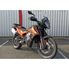 motorcycle rental KTM 890 ADV Orange