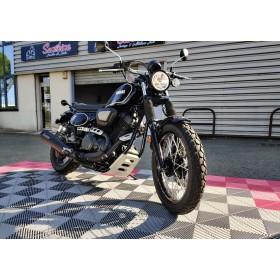 motorcycle rental Yamaha SCR Scrambler 950