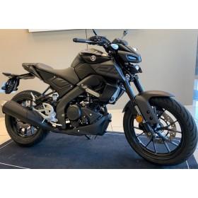 motorcycle rental Yamaha MT125