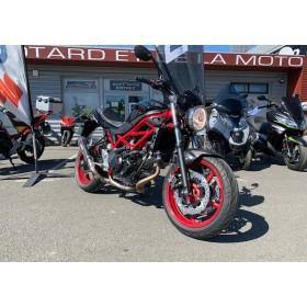 location moto Suzuki 650 SV ABS A2 35W 2019