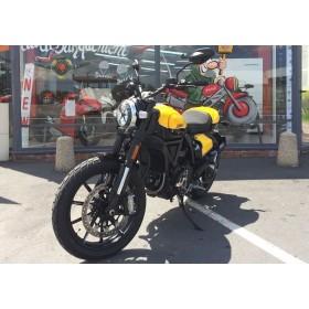 motorcycle rental Ducati 800 Scrambler Full Throttle