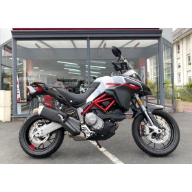 motorcycle rental Ducati Multistrada 950 S Blanche