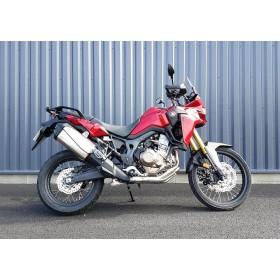 motorcycle rental Honda Africa Twin 1000