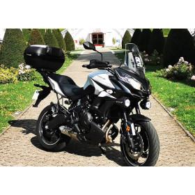 motorcycle rental Kawasaki 650 Versys A2