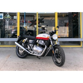 motorcycle rental Royal Enfield Interceptor 650