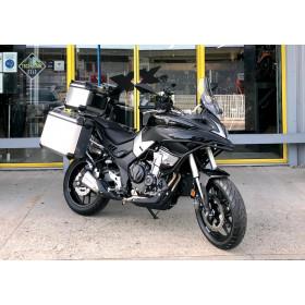 motorcycle rental Voge 500 DS A2