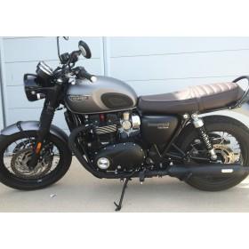 location moto Triumph Bonneville T120 Black
