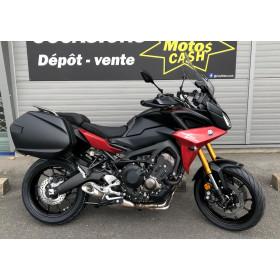 motorcycle rental Yamaha MT09 Tracer