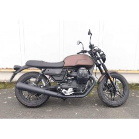 motorcycle rental Guzzi V7 III Stone