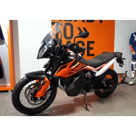 motorcycle rental KTM 790 Adventure