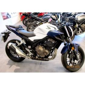motorcycle rental Honda CB 500 F