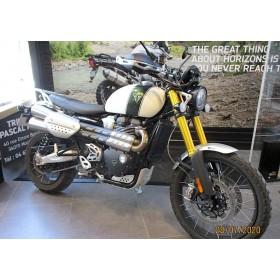 motorcycle rental Triumph Scrambler 1200 XE