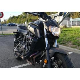 motorcycle rental Yamaha MT07