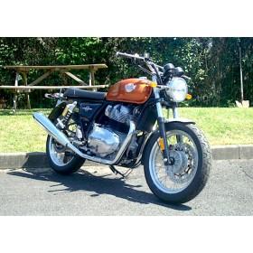 motorcycle rental Royal Enfield 650 Interceptor