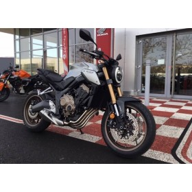 motorcycle rental Honda CB 650 R