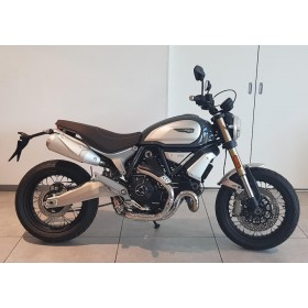 motorcycle rental Ducati 1100 Scrambler A2