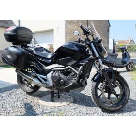 motorcycle rental Honda NC 700 S