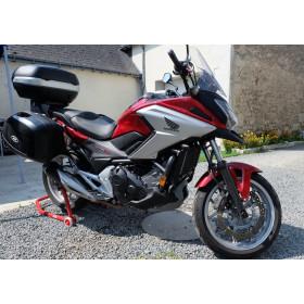 motorcycle rental Honda 750 NCX