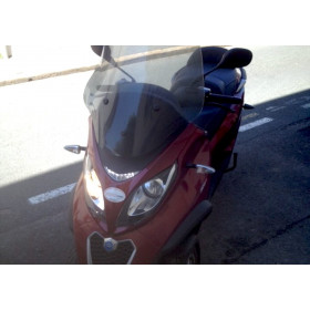 motorcycle rental Piaggio MP3 300 LT Rouge