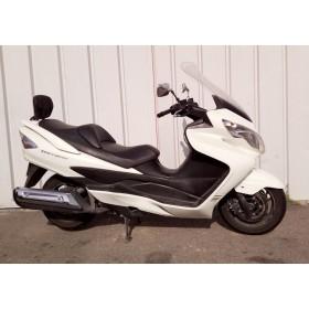 motorcycle rental Suzuki 400 Burgman