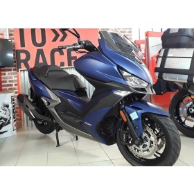 motorcycle rental Kymco Xciting S 400