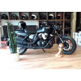 motorcycle rental Bullit V-BOB 250