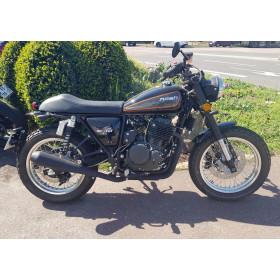 motorcycle rental Mash Dirt Track 650