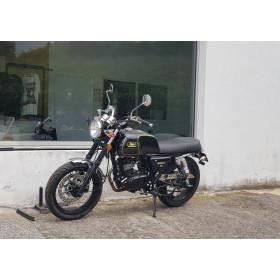 motorcycle rental Mash 125 Black Seven