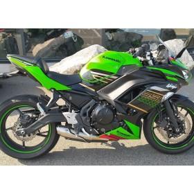 motorcycle rental Kawasaki Ninja 650