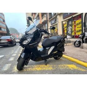 motorcycle rental Peugeot Pulsion 125